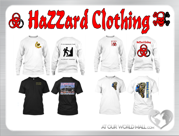 ☠ HaZZard Clothing ☢