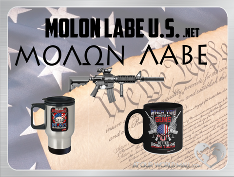 ☠ Molon Labe ~ 2nd Amendment Fans ➳
