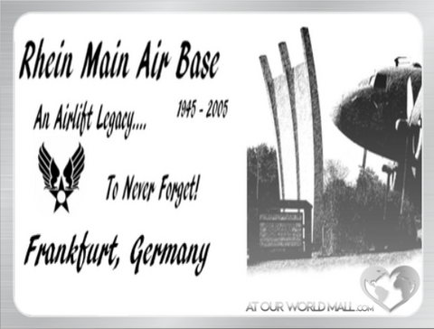 ✪ Rhein Main Air Base Germany Fans ✫
