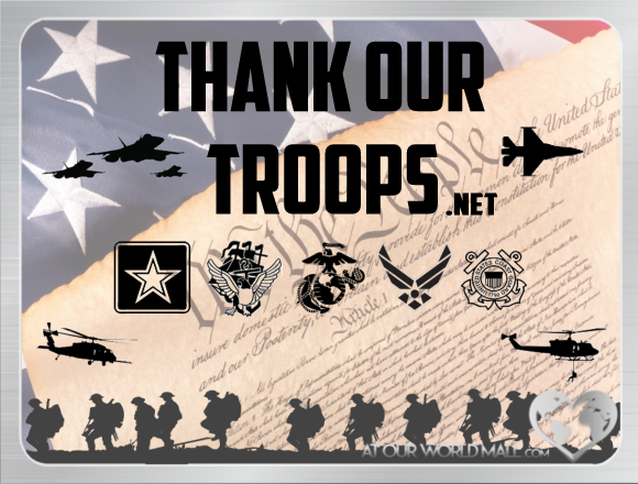 ✪ Thank Our Troops Shop ✫