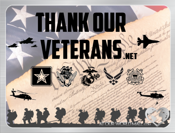 ✪ Thank Our Veterans Shop ✫