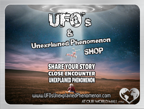 UFO's & Unexplained Phenomenon Shop