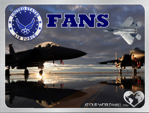 ✮ U.S. Air Force Fans ✮