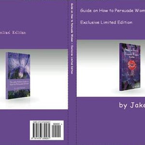 Guide on How to Persuade Women ~ Montreal Comic-Con Exclusive Limited Edition: Social Engagements (Paperback Book)