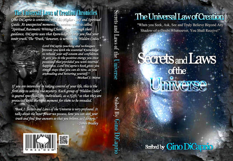 The Universal Law of Creation: Book I Secrets and Laws of the Universe ~ Revised Edition (Volume 1B, Paperback Book)