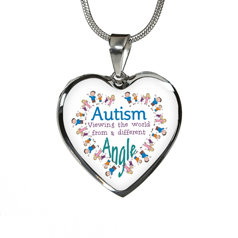 Viewing the World - Autism Awareness