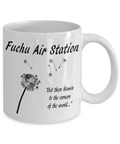 Fuchu Air Station Brats Mug