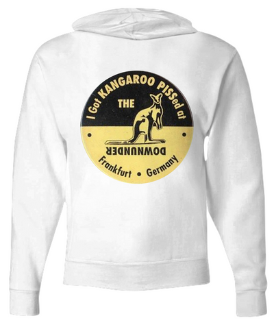 I Got Kangaroo Pissed At The Down Under - RMAB Limited Edition TShirt or Zip Hoodie