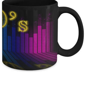 I Love The Eighties Show Your Spirit Mug