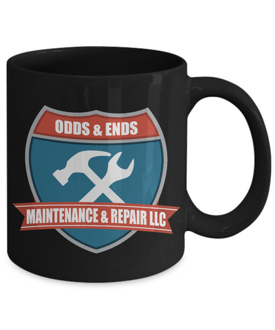Odds & Ends Maintenance & Repair LLC Mug