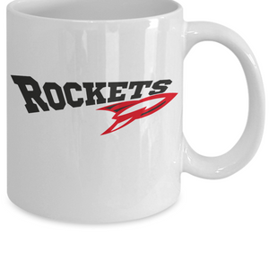 American Football Club Rhein-Main Rockets Offenbach e. V. Germany Mugs (White or Black, 11oz or 15oz)