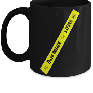 ☠ Road Hazard ☠ Stunts ☠ Mug