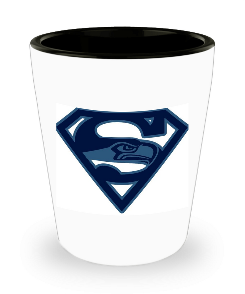Super Hawk Shot Glass