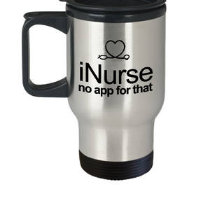 iNurse Nurse Era Travel Mug