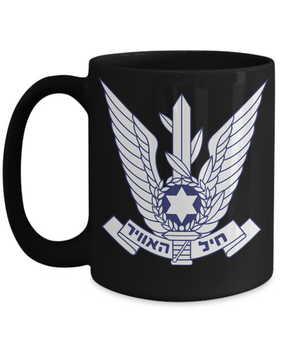 Israeli Air Force IAF Mug