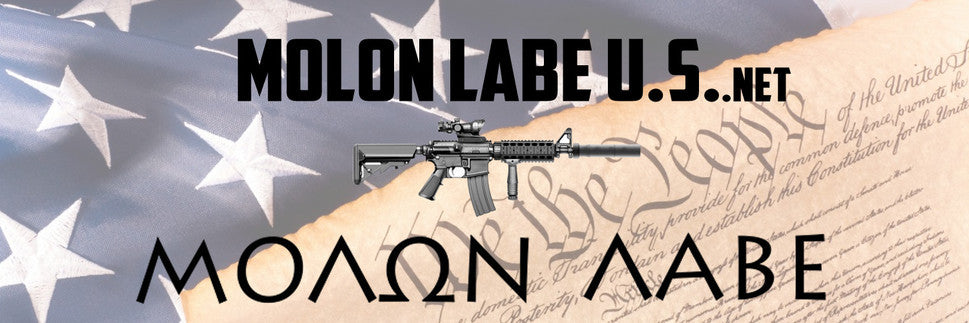 Molon Labe ~ Second Amendment Fans