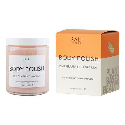 Salt By Hendrix - BODY POLISH Pink Grapefruit + Vanilla