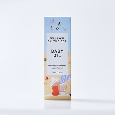 Willow By The Sea - Baby Oil