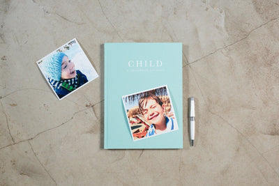 Child - A Childhood Journey Journal