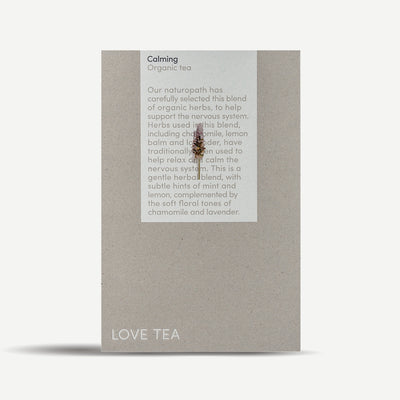 Love Tea - Calming Loose Leaf Tea