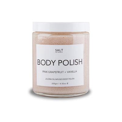BODY POLISH - COCONUT OIL + GRAPEFRUIT