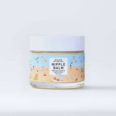 Willow By The Sea  - Nipple Balm