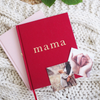 Mama Journal in Maroon