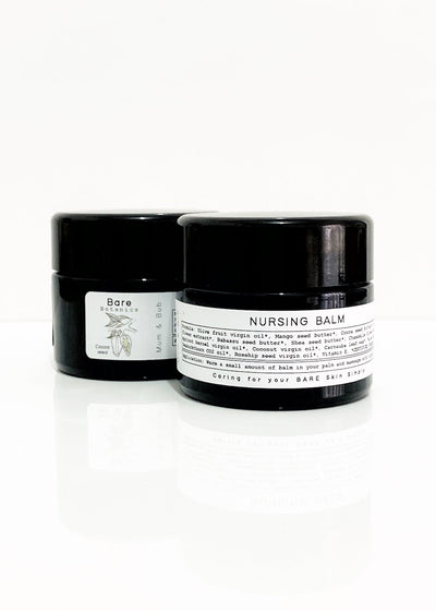 Bare Botanics - NURSING BALM 30GM