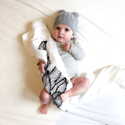 Birds of Feather - Bamboo Baby Wrap