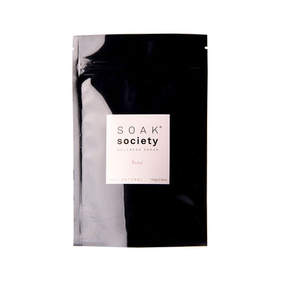 Soak Society Rose Wellness Bath Soak