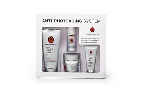 Anti-Photoaging system kit (Tinted)