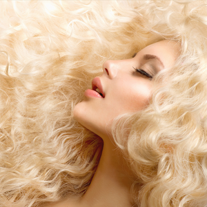 Finland Blonde Weft Extensions