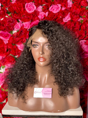 "18"" Curly wig"