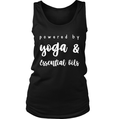 Yoga & Essential Oils Ladies Tank