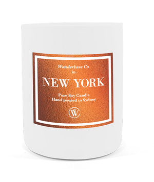 NEW YORK - Wanderluxe Co