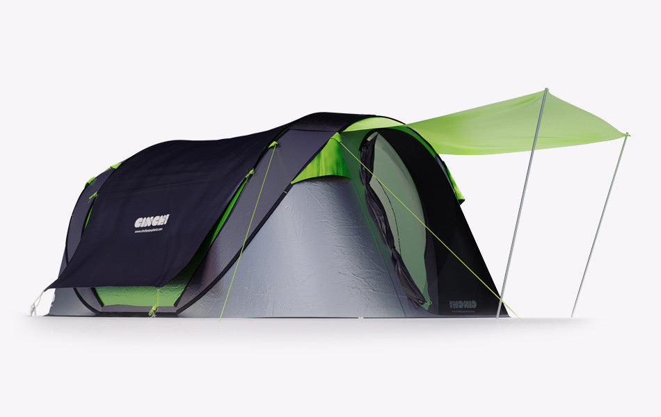 & Heat u0026 Light Regulating Canopy u2013 Cinch Pop Up Tents PTY LTD