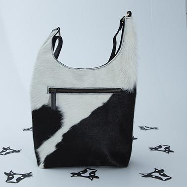 Mini Front fur satchel