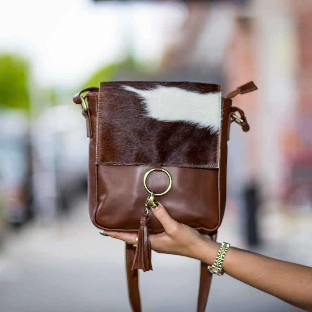 The mini ring satchel