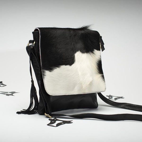 Cowhide Messenger