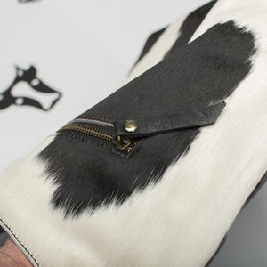 Front Fur Satchel