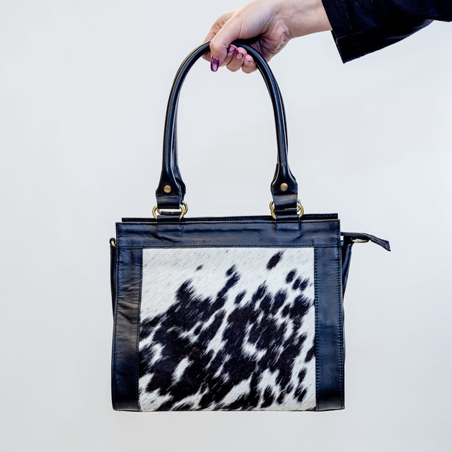 The Rhodes Tote Black
