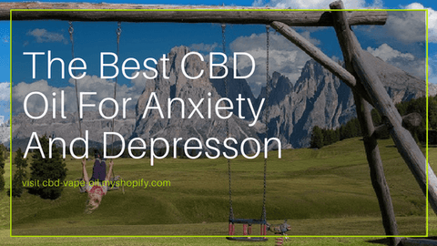 treat anxiety with cbd oil
