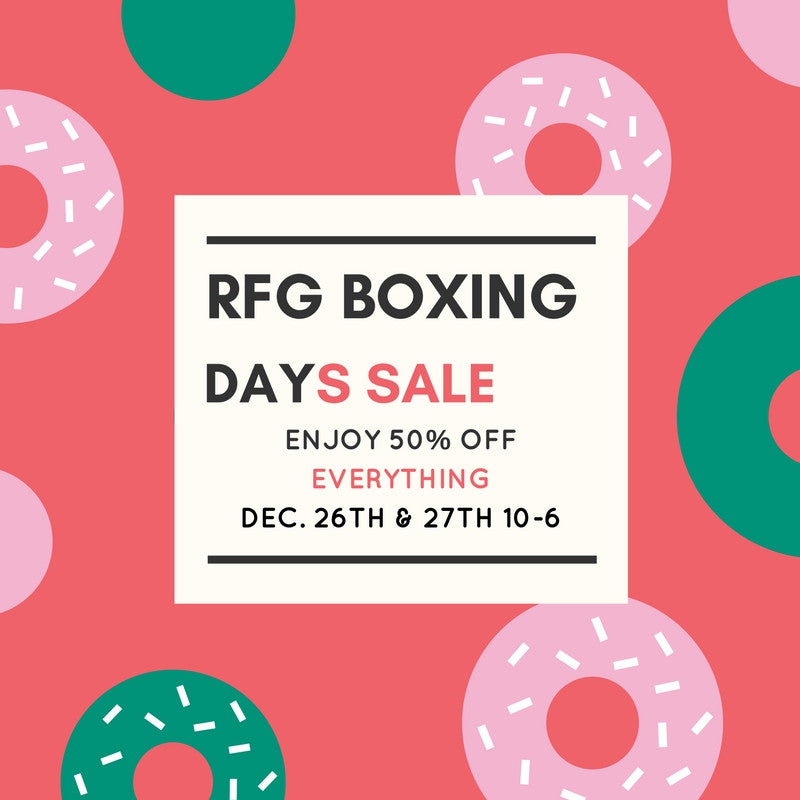 Tis the Season to Save - Boxing Days, yes, days, Blowout!