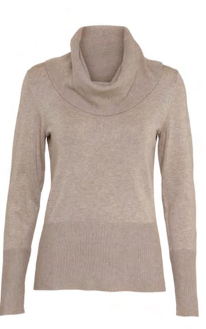 SOYA CONCEPT COWL NECK SWEATER