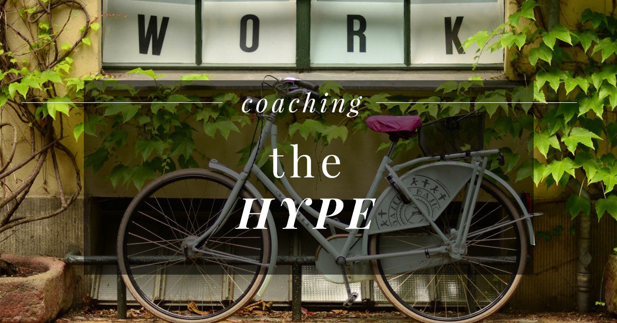 DER HYPE - DIE COACHING WELLE