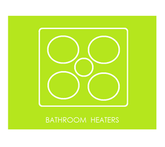 Martec Bathroom Heaters