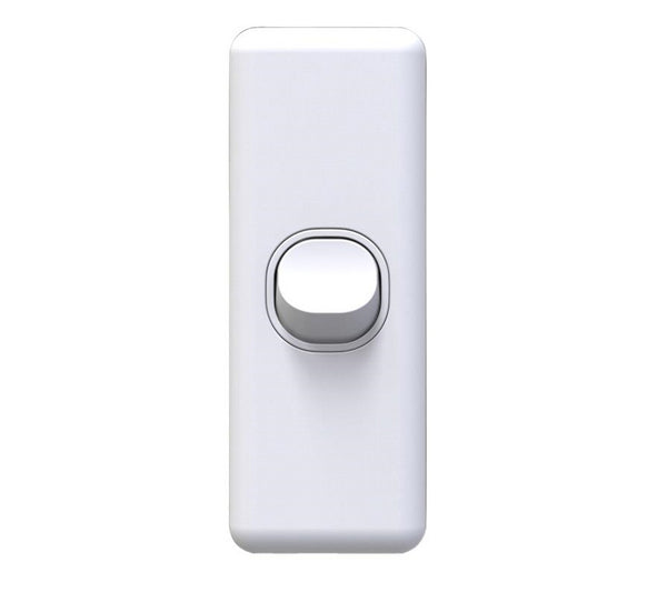 NLS 1 Gang Architrave Light Switch