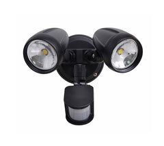PHL 30W LED Twin Security Garage Spot Flood Light Outdoor Sensor Spotlight - ElectrOmart Home Light Switch