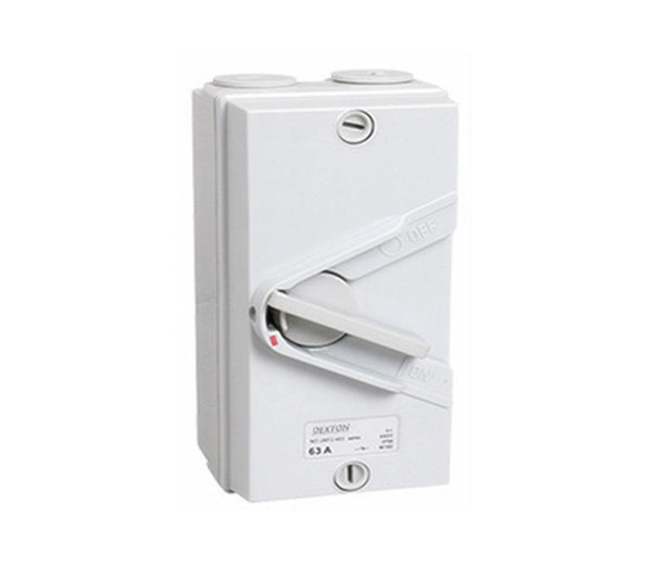 1 POLE 35A ISOLATOR SWITCH