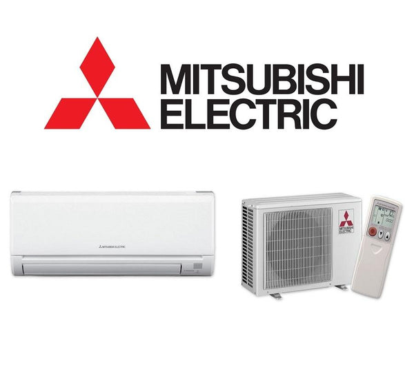Mitsubishi Electric 2.5KW Split System Reverse Inverter
